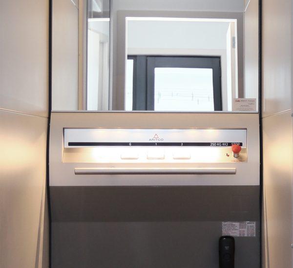 Home Lift Control Panel