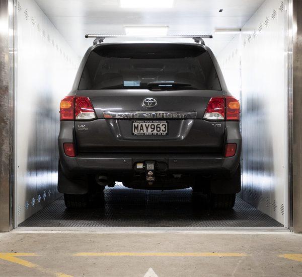 Residence Car Lift
