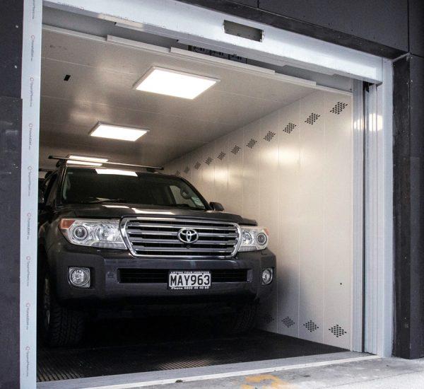 Kleeman Car Lift