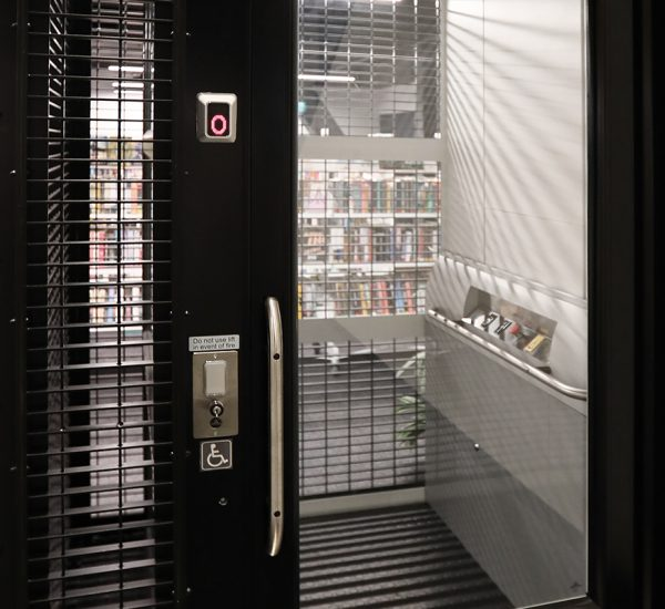 Wellington City Library Aritco Lift